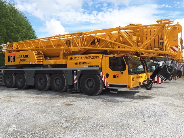 Telescopic Crane 200 Ton : Nationwide crane hire nch mobile