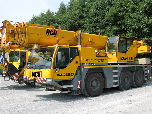 Nationwide Crane Hire (NCH) | Mobile Crane Hire